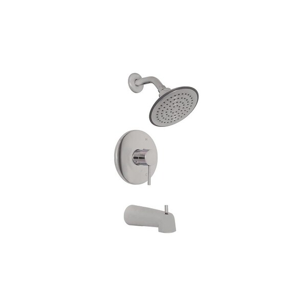 ProFlo PF8830 Single Function Pressure Balanced Tub and Shower Faucet Package