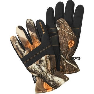 Legendary Whitetails Mens Defender Glove - big game field camo