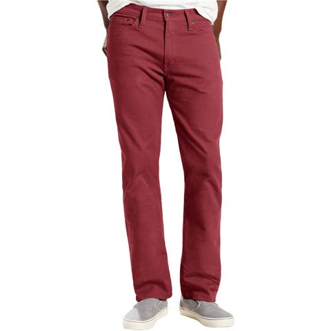 Levi's Mens 513 Slim Straight Leg Jeans