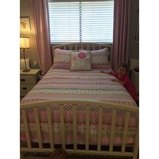 Cozy Line Greta Pastel Cotton Quilt Set