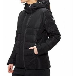 Helly Hansen NEW Black Women Size XL Iona Down Adjustable Jacket