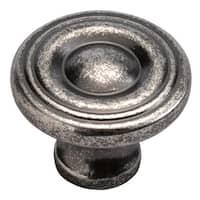 "Hickory Hardware P14402 Eclipse 1-1/8"" Diameter Mushroom Cabinet Knob - n/a"