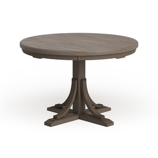 Link to The Gray Barn Steeplechase Grey Round Dining Table Similar Items in Dining Room & Bar Furniture