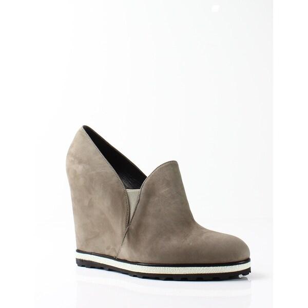 Stuart Weitzman NEW Beige Women's Shoes Size 10 Ankle Suede