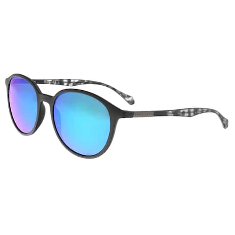 BOSS 0822/S 0YV4 Z9 Grey Oval Sunglasses - No Size