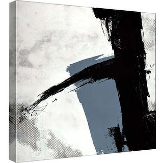 "PTM Images 9-97858  PTM Canvas Collection 12"" x 12"" - ""Extant 2"" Giclee Abstract Art Print on Canvas"