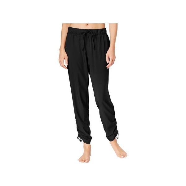 4faa92801e3a7 Shop Gaiam Womens Yoga Pants Relaxed Fit Drawstring - M - Free Shipping On  Orders Over $45 - Overstock - 23446816