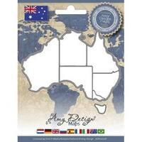 Australia - Find It Trading Amy Design Map Die