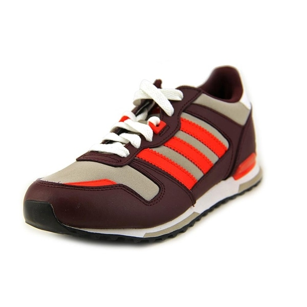 Adidas ZX 700k Round Toe Canvas Sneakers