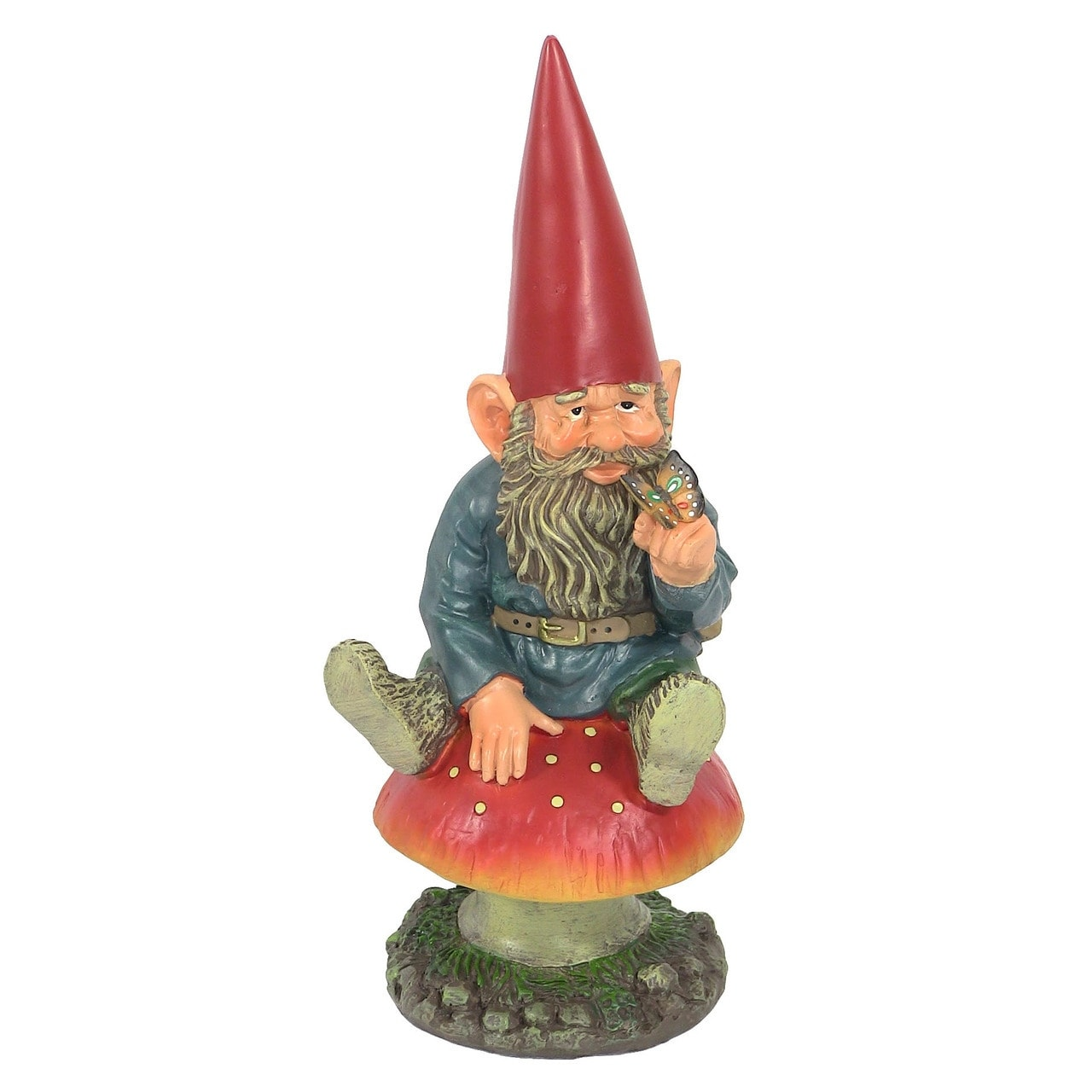 Sunnydaze Woodland Garden Gnomes - Style Options Available, Must Choose - Thumbnail 14