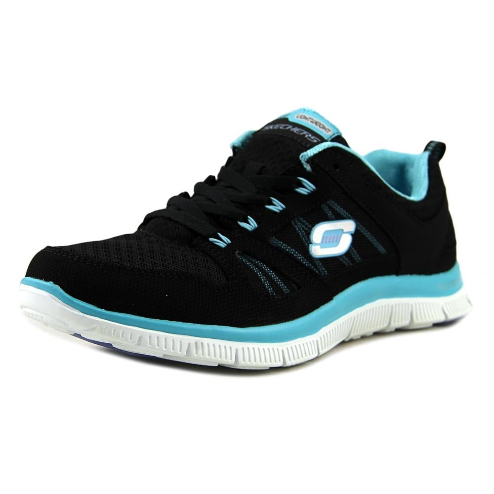 SKECHERS Running Shoes FLEX APPEAL ADAPTABLE Black Women