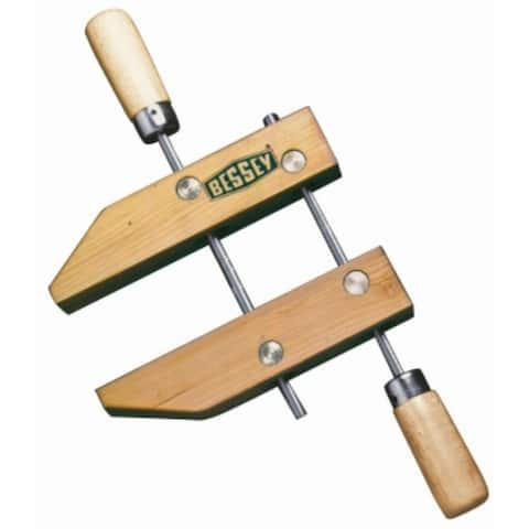 """Bessey HS-12 Wood Handscrew Clamp, 12"""""""