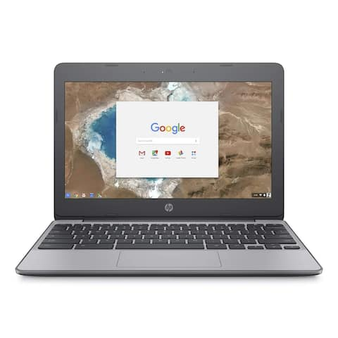 "HP 11.6"" Chromebook 4GB 16GB SSD"