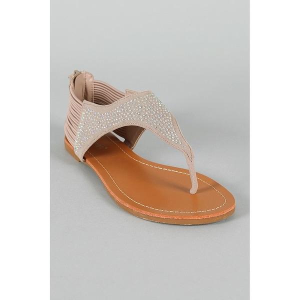Bamboo Women Morris-77 Sandals