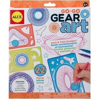 Go Go Gear Art Set-