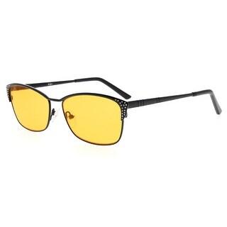 Eyekepper Anti Blue Light/UV Sleep Better Computer Reading Glasses