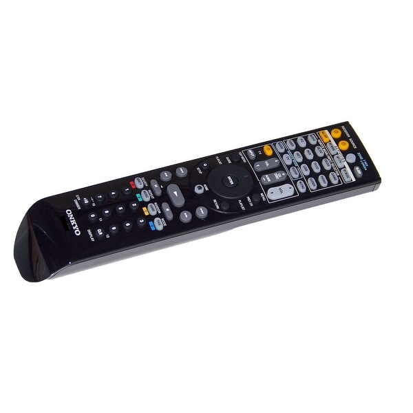 OEM Onkyo Remote Control Originally Shipped With: TXNR1030, TX-NR1030, TXNR3030, TX-NR3030