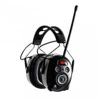 3M 90542-3DC WorkTunes Wireless Hearing Protector with BluetoothTechnology