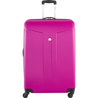 Delsey Paris Comete 28 Inch Hardside Spinner, Fuschia
