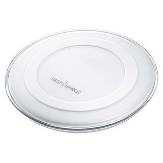 Fast Charge Wireless Charging Pad for Qi Enabled Devices S8, S8+, Note 8, iPhone 8, iPhone 8+, iPhone X