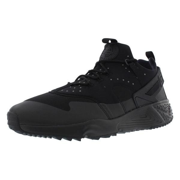 64336909254e Shop Nike Air Huarache Utility Running Men s Shoes - Free Shipping ...