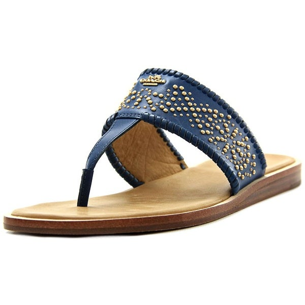 Coach Bernice Women Denim Sandals