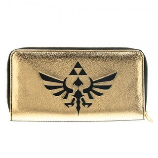 Legend of Zelda Legend Hyrule Crest Logo Black and Gold Zip Around Clutch Wallet|https://ak1.ostkcdn.com/images/products/is/images/direct/f068fbacb46dec2fdc4bb60c8d2f93b2e1dfc351/Legend-of-Zelda-Legend-Hyrule-Crest-Logo-Black-and-Gold-Zip-Around-Clutch-Wallet.jpg?_ostk_perf_=percv&impolicy=medium