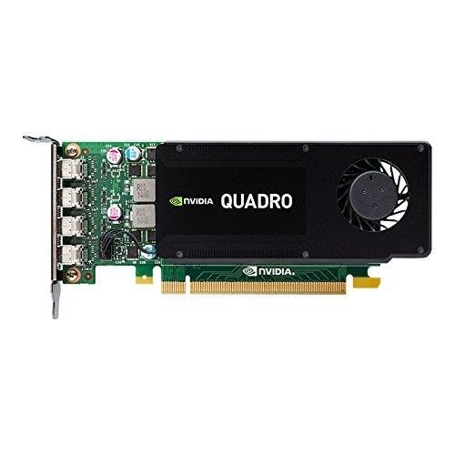 Pny Vcqk1200dvi-Pb Quadro K1200 4Gb 128-Bit Gddr5 Pcie 2 Atx Video Card For Dvi