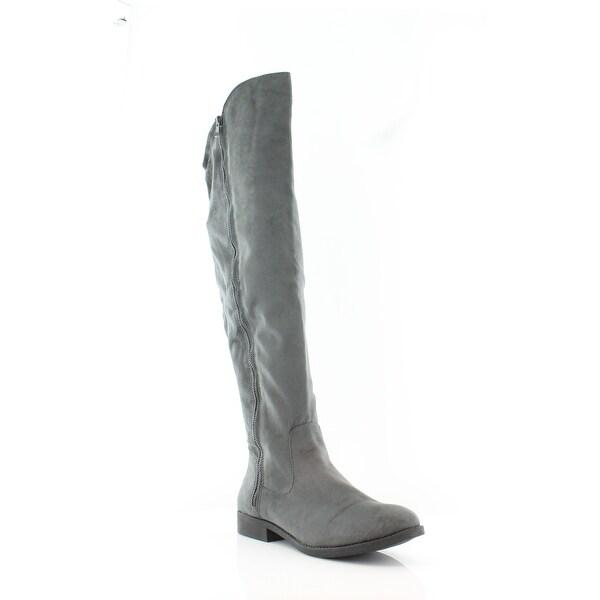 Shop Style & Co. Hadleyy Women's 21551916 Boots Charcoal - - 21551916 Women's 4c27f6