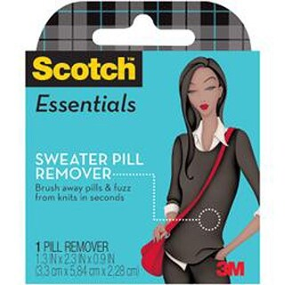 Scotch Essentials Sweater Pill Remover-1/Pkg