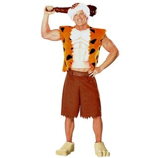 Adult Deluxe Bamm Bamm Costume