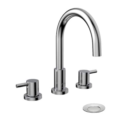 Belanger DEL79 Two-Handle Widespread Bathroom Faucet with Drain Assembly