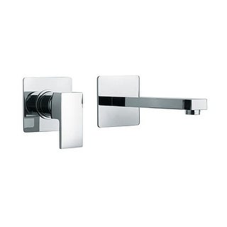 Fortis 8420800C Scala 1.5 GPM Wall Mounted Bathroom Faucet