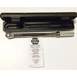 "3/8"" Dr. Torque Wrench 10-100 Ft Lb 16.9 - 138.9 N m 4215"