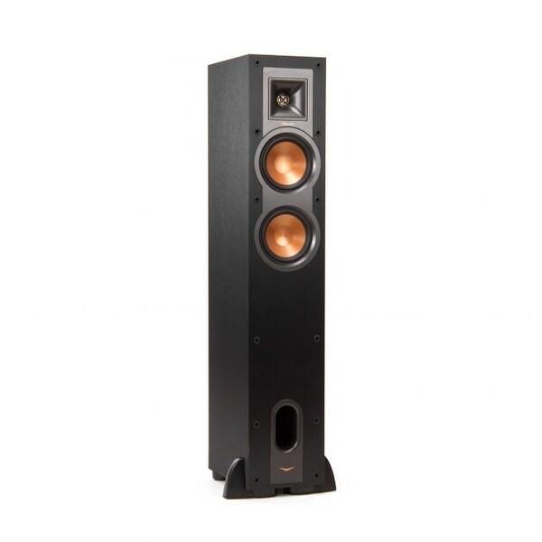 Klipsch R-24F Black Floorstanding Speaker
