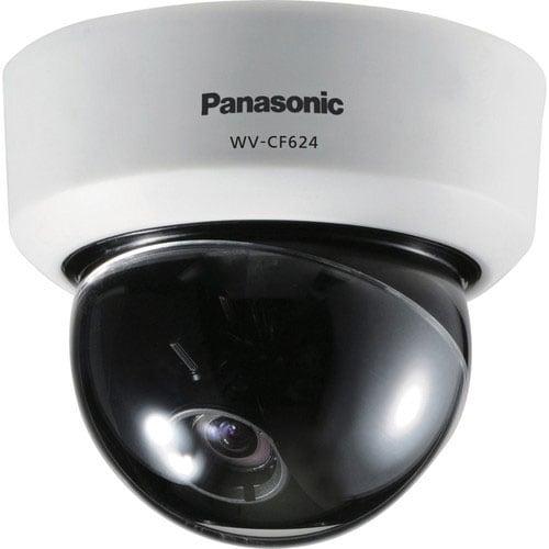 """Panasonic WVCF624 Analogue Day/Night Dome Camera"""