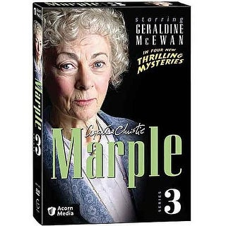 Agatha Christie's Marple: Series 3 - Dvd