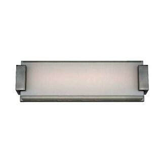 Modern Forms WS 3218 Polar 1 Light LED ADA Compliant Bathroom Vanity Light    18