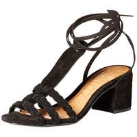 SCHUTZ Womens evelinna Open Toe Casual Ankle Strap Sandals - 7.5