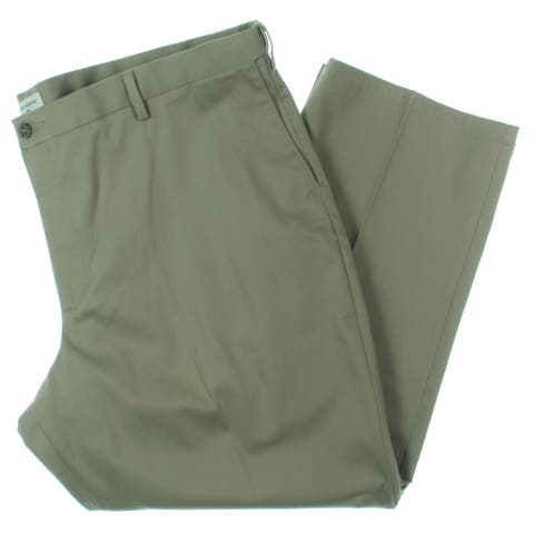 Dockers Mens Big & Tall Khaki Pants Classic Fit Comfort Waist