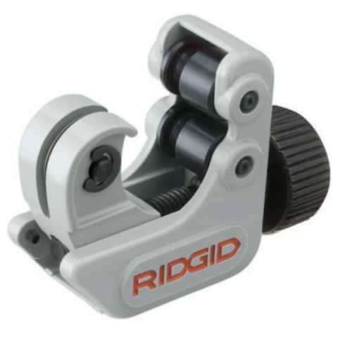 """Ridgid 32985 Close Quarters Tubing Cutter, #104, 3/16"""" x 15/16"""""""