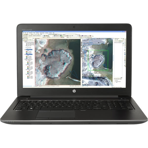 "HP ZBook 15 G3 15.6"" Mobile Workstation - Intel Core i7 (6th Gen) (Refurbished)"