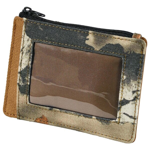 Legendary Whitetails High Impulse Canvas Front Pocket Wallet - bg field - One Size Fits most