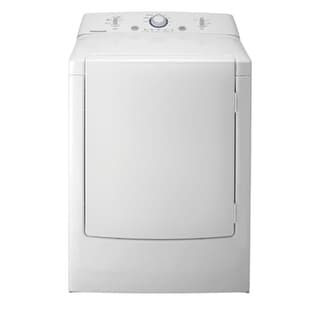 Frigidaire FFRE1001PW 7.0 Cu. Ft. Electric Dryer with One-Touch� Wrinkle Release