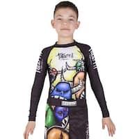 Tatami Kid's Monsters Long Sleeve Rashguard