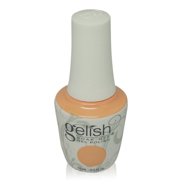 Gelish - Soak-Off Gel Polish Light Peach Frost-Forever Beauty