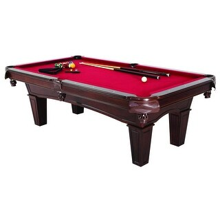 Minnesota Fats Fullerton 8' Billiard Pool Table with Accessories / MFT901-TBL