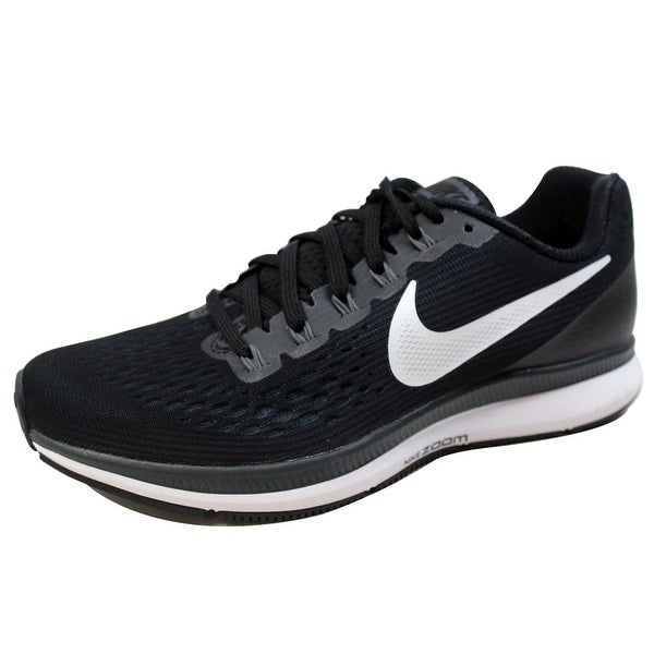 Shop Nike Women's Air Zoom Pegasus 34 BlackWhite Dark Grey