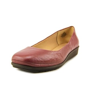 Easy Spirit e360 Jazzy N/S Round Toe Leather Loafer