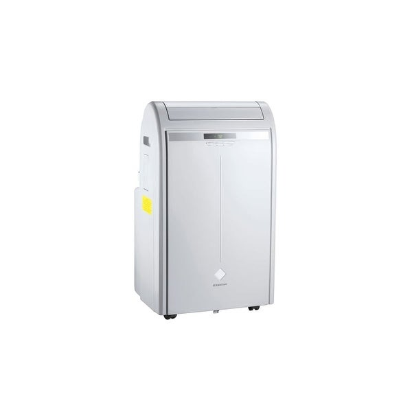 EdgeStar AP16000G 16000 BTU 220V Portable Single Hose Air Conditioner with Remote Control and Window Mounting Kit